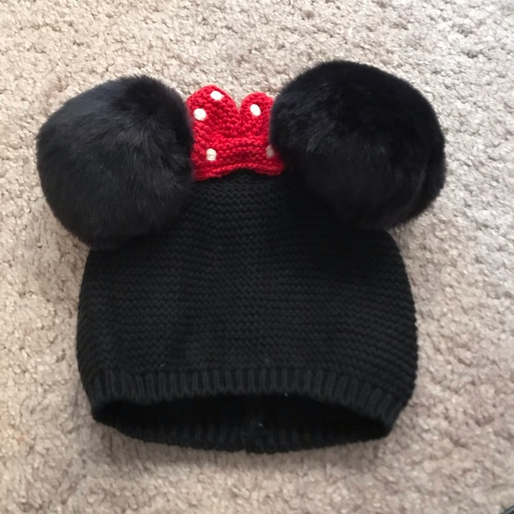 GAP Other - Minnie Mouse Winter Hat